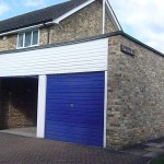 1 Garage Conversion – BEFORE