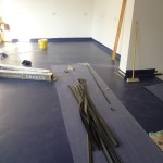 6 Custom Shop Fit Cap and Cover Flooring
