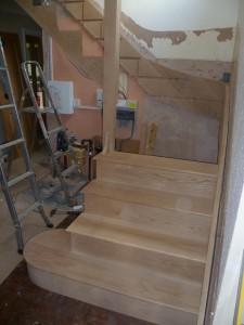 Bespoke Oak Staircase 2
