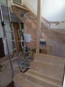 Bespoke Oak Staircase 3