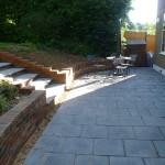 Chorleywood Completed Patio 1