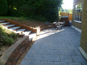 Chorleywood Completed Patio 1