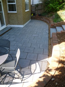 Chorleywood Completed Patio 4