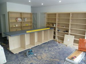 Custom Shop Fit - Bespoke Units 2