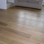 Engineered Oak Flooring, Brushed and Oiled 1