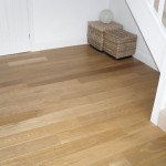 Engineered Oak Flooring, Brushed and Oiled 2