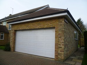 Garage Conversion Finished