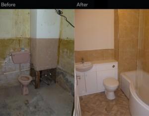 New Bathroom, Burtons Lane, Little Chalfont