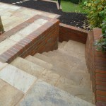 Natural Stone with Steps