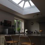 Chesham, Bucks – UPVC Roof Lantern in Kitchen