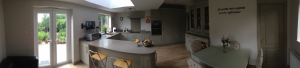 Chesham, Bucks – Finished Kitchen