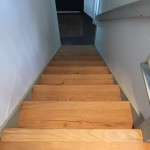 Oak Clad Stairs