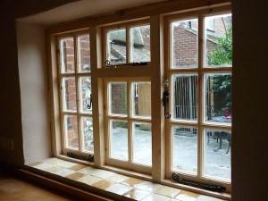 Bespoke Timber Framed Windows